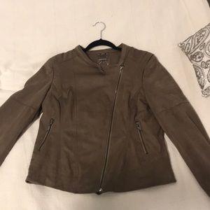 Taupe Jacket